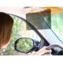 Kép 4/9 - Autós napellenző és fényszűrő, látássegítő autóba (nappali és éjszakai)