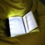 Kép 2/4 - Olvasólámpa, LED olvasólámpa, könyvlámpa