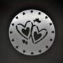Kép 3/11 - Tortadíszítő kellék, tortadíszítő sablon (4 minta)