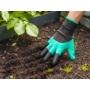 Kép 3/8 - Kesztyű kertészkedéshez ásókarmokkal