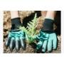 Kép 4/8 - Kesztyű kertészkedéshez ásókarmokkal