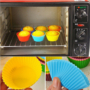 Kép 3/4 - Szilikon muffin sütőforma