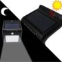 Kép 2/4 - Hasta mozgásérzékelős kültéri napelemes lámpa