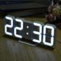 Kép 2/12 - Minimalista nagy digitális falióra
