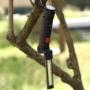 Kép 6/6 - USB-n keresztül tölthető 360 fokban forgatható mágneses LED lámpa, vészvilágítás, állítható fényerővel