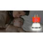 Kép 2/6 - 2 az 1-ben LED szúnyogírtó lámpa
