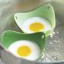 Kép 3/9 - Szilikon tojássütő/főző forma 2 db