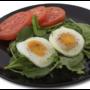 Kép 5/9 - Szilikon tojássütő/főző forma 2 db