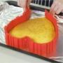 Kép 5/8 - Változtatható alakú szilikon tortaforma