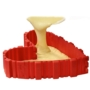 Kép 6/8 - Változtatható alakú szilikon tortaforma