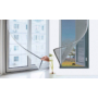 Kép 5/7 - Szúnyogháló ablakra, öntapadós szúnyogháló (150 x 200 cm)