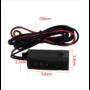 Kép 2/7 - Motor kormányra szerelhető vízálló USB töltő