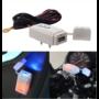 Kép 3/7 - Motor kormányra szerelhető vízálló USB töltő
