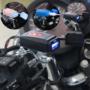 Kép 4/7 - Motor kormányra szerelhető vízálló USB töltő