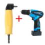 Kép 1/4 - Derékszögű hosszabbító Elektromos csavarhúzóhoz