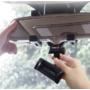Kép 2/5 - Középső visszapillantóra szerelhető, rezgésmentes telefontartó