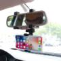 Kép 3/5 - Középső visszapillantóra szerelhető, rezgésmentes telefontartó