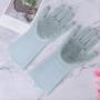 Kép 3/5 - Mosogató kesztyű, szilikon kesztyű 1 pár