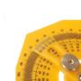 Kép 8/9 - Professzionális szögmérő vonalzóval