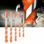 Kép 6/9 - Fúrószár készlet (4 darabos)