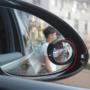 Kép 1/8 - Holttér tükör, visszapillantó tükör kiegészítő 2 db