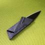 Kép 2/6 - Bankkártya alakú kés egyedi dizájnnal és rozsdamentes acél pengével!