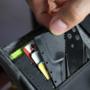 Kép 5/6 - Bankkártya alakú kés egyedi dizájnnal és rozsdamentes acél pengével!