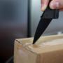 Kép 6/6 - Bankkártya alakú kés egyedi dizájnnal és rozsdamentes acél pengével!