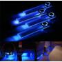 Kép 1/7 - Szivargyújtóról működő kék belső világítás autóba