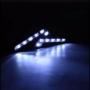 Kép 7/7 - Autós nappali fény, fehér led lámpa 6 égős