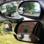 Kép 1/5 - Holttér tükör, visszapillantó tükör kiegészítő (forgatható)