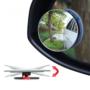 Kép 5/5 - Holttér tükör, visszapillantó tükör kiegészítő (forgatható)