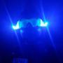 Kép 5/9 - LED-es szemüveg, szemüveg lámpával