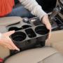 Kép 1/10 - Autós pohártartó (2 db tartórésszel)