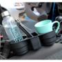 Kép 2/10 - Autós pohártartó (2 db tartórésszel)