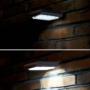 Kép 1/7 - Kültéri, kerti lámpa (napelemes, 16 LED-es)