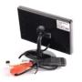 Kép 4/6 - 3.5'' TFT LCD mini monitor autóba színes tolatókamera monitor