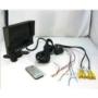 Kép 5/10 - 7'' 4 CH TFT LCD TOLATÓKAMERA MONITOR