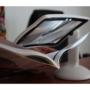 Kép 3/5 - Nagyító, asztali nagyító lámpával