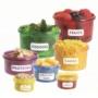 Kép 1/10 - Kalóriabevitelt szabályozó ételtároló szett