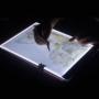 Kép 5/11 - Világító rajztábla, LED rajztábla, átrajzoló tábla