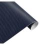 Kép 1/3 - Karbon fólia, autófólia (127 x 15 cm) Kék