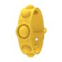Kép 1/3 - Pop It karkötő sárga