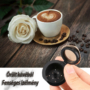 Kép 3/5 - Újratölthető 2db-os kávékapszula szett Fekete+Arany
