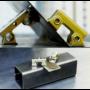 Kép 1/4 - Mágneses fémrögzítő hegesztéshez, V típusú állítható hegesztőkapocs
