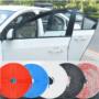 Kép 4/4 - Ajtóvédő csík, autó ajtóvédő gumi Fekete