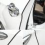 Kép 2/4 - Ajtóvédő csík, autó ajtóvédő gumi Átlátszó