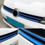 Kép 3/3 - Karbon fólia, autófólia (127 x 15 cm) Kék