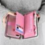 Kép 3/3 - Női pénztárca, borítéktáska Kávé barna
