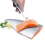 Kép 4/5 - Halpikkely pucoló ajándék szálka kiszedő csipesszel